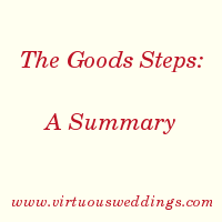 The Goods Steps: A Summary