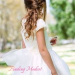 Finding Modest Flower Girl Dresses in the United States (2015)