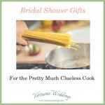 Bridal Shower Gifts for the New Cook