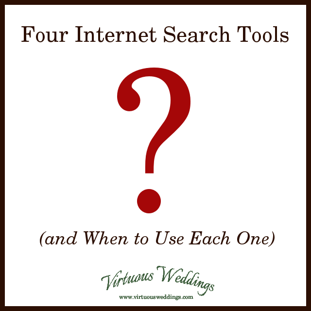 4 Internet Search Tools (and when to use each one)