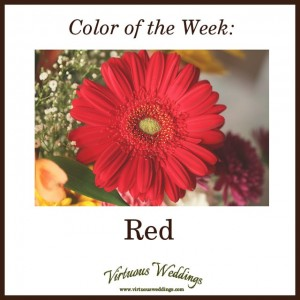 Color of the Week: Red