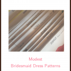 10 Tips for Finding Modest Bridesmaid Dress Patterns