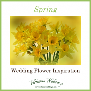 Spring Wedding Flower Inspiration