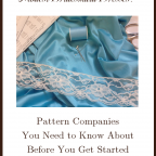 Sewing Modest Bridesmaid Dresses? Pattern Companies You Need to Know About Before You Get Started