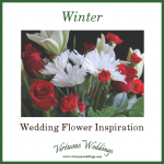 Winter Wedding Flower Inspiration