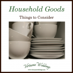 Houshold Goods: Things to Consider