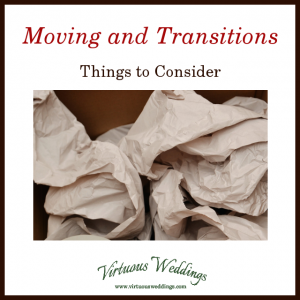 Moving and Transitions: Things to Consider