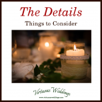 The Details: Things to Consider