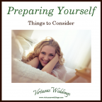 Preparing Yourself: Things to Consider