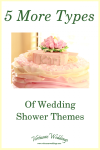 5 More Types of Shower Themes