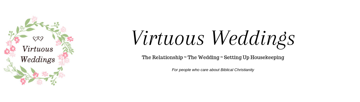 Virtuous Weddings 340