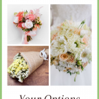 Wedding Flowers: Your Options